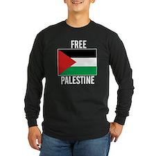 freepalestine Long Sleeve T-Shirt