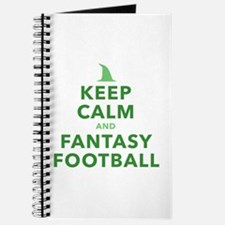 Keep Calm and Fantasy Football Journal