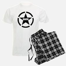Buell Star Black Pajamas