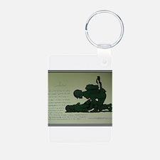 CombatMedicPrayer Keychains