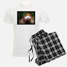 I <3 Axolotl pajamas