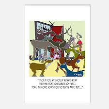 Ten Buck Rebate Postcards (Package of 8)
