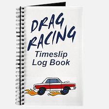 Drag Racing Timeslip Log Book