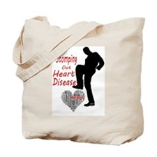 Stomp Out Tote Bag