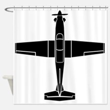 Unique Air force Shower Curtain