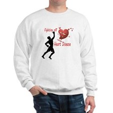 Fighting Off Sweatshirt