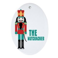 THE NUTCRACKER Ornament (Oval)