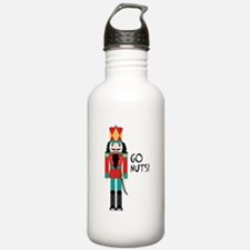 GO NUTS Water Bottle