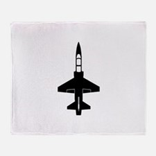 T-38 Throw Blanket