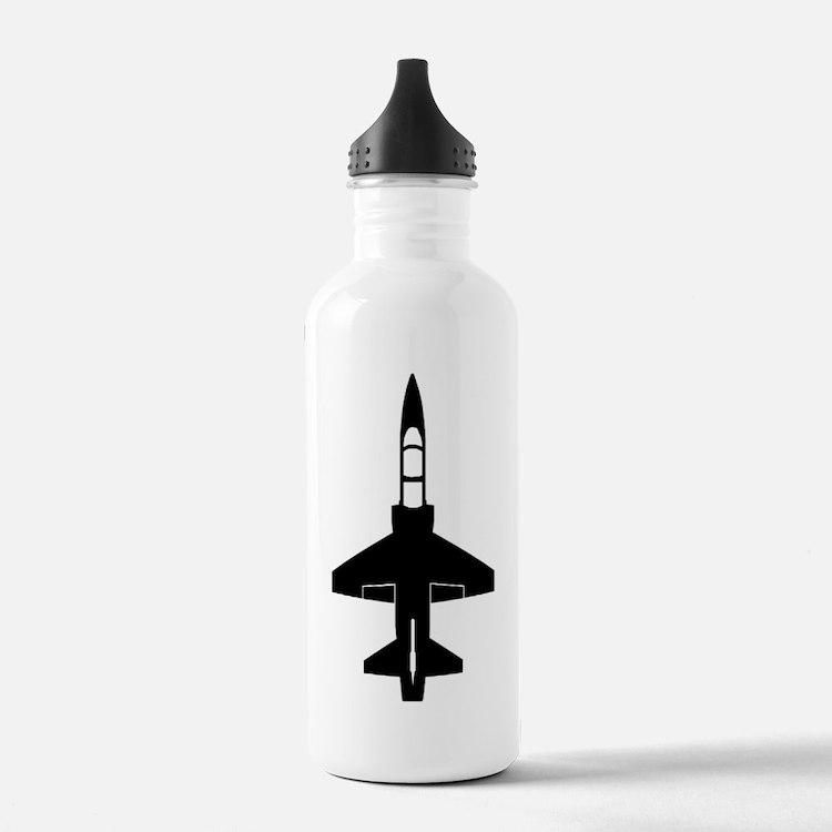 T-38 Drinkware Sports Water Bottle