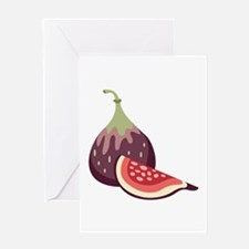 Figs Greeting Cards