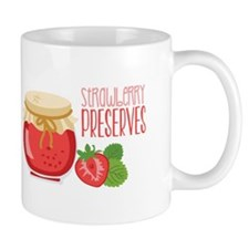 Straberry Preserves Mugs