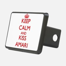Keep Calm and Kiss Amari Hitch Cover