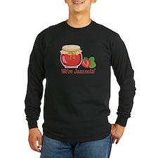 Were Jammin Long Sleeve T-Shirt