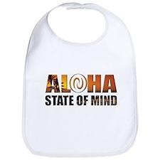 Sunset Aloha State of Mind Bib