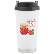 Food From The Soul Travel Mug