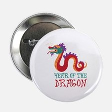 """Year Of The Dragon 2.25"""" Button"""