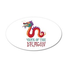 Year Of The Dragon Wall Decal