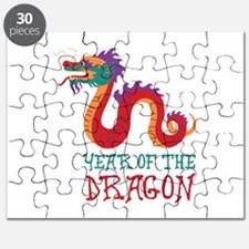Year Of The Dragon Puzzle