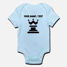 Custom Queen Chess Piece Body Suit