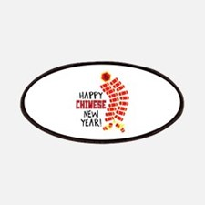 Happy CHINESE New Year! Patches