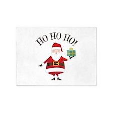 Ho Ho Ho! 5'x7'Area Rug