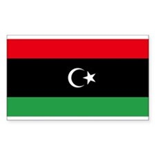 Flag of Libya Decal