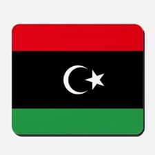 Flag of Libya Mousepad