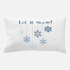 Let It Snow! Pillow Case