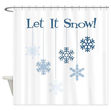 Snow curtain 41