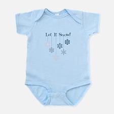 Let It Snow! Body Suit