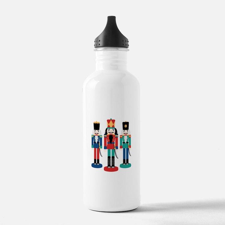 Nutcracker Water Bottle