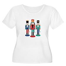 Nutcracker Plus Size T-Shirt