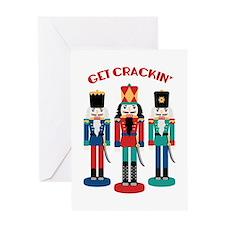 GET CRACKIN Greeting Cards