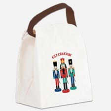 GET CRACKIN Canvas Lunch Bag