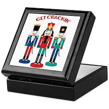 GET CRACKIN Keepsake Box