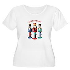 GET CRACKIN Plus Size T-Shirt