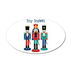 TOY SOLDIERS Wall Decal