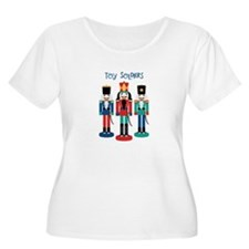 TOY SOLDIERS Plus Size T-Shirt