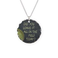 The Field Today Fastpitch So Necklace