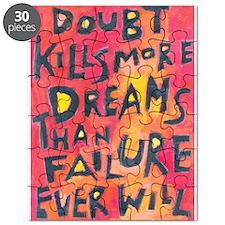Doubt Kills Dreams Puzzle