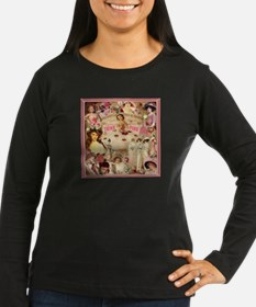 Pink Ladies Women T-Shirt