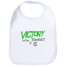Victory How Sweet It Is Bib