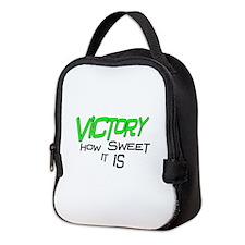 Victory How Sweet It Is Neoprene Lunch Bag