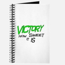 Victory How Sweet It Is Journal