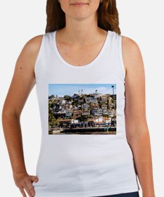 Houses On The Hill Tank Top