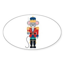 Nutcracker Ballet Story Mouse King Decal