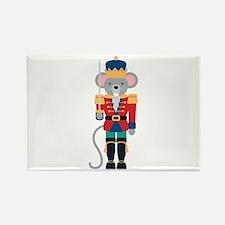 Nutcracker Ballet Story Mouse King Magnets