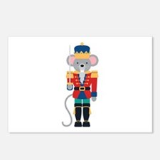Nutcracker Ballet Story Mouse King Postcards (Pack
