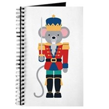 Nutcracker Ballet Story Mouse King Journal